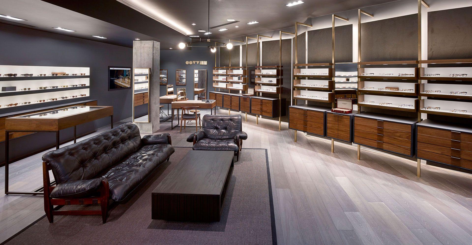 Bellevue Interior