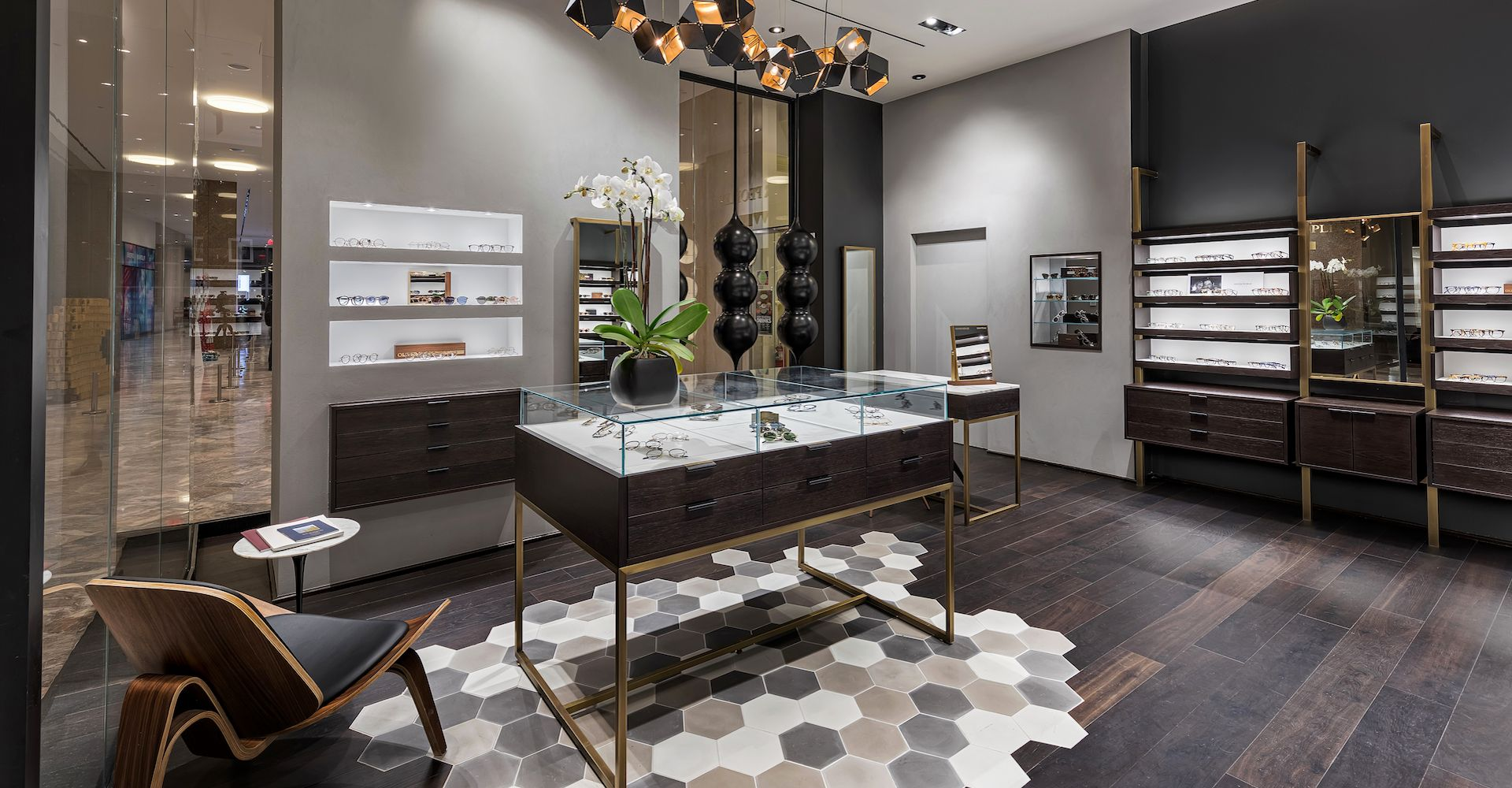 Oliver Peoples Brookfield Place New York