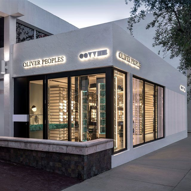 Miami Design District boutique