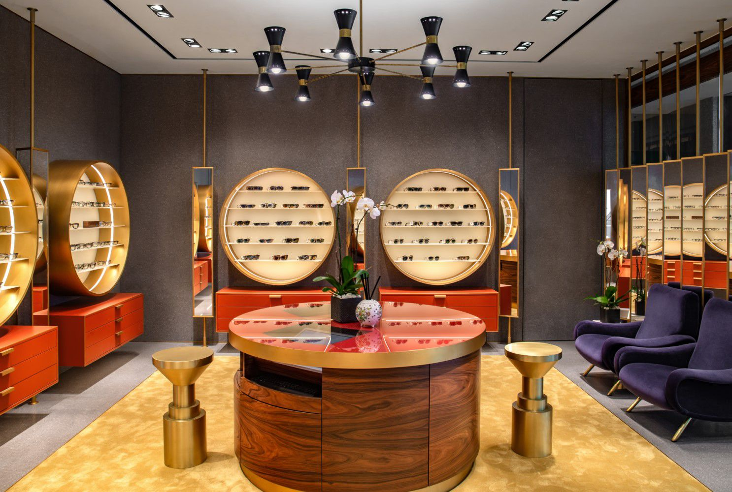 Oliver Peoples Dallas Boutique