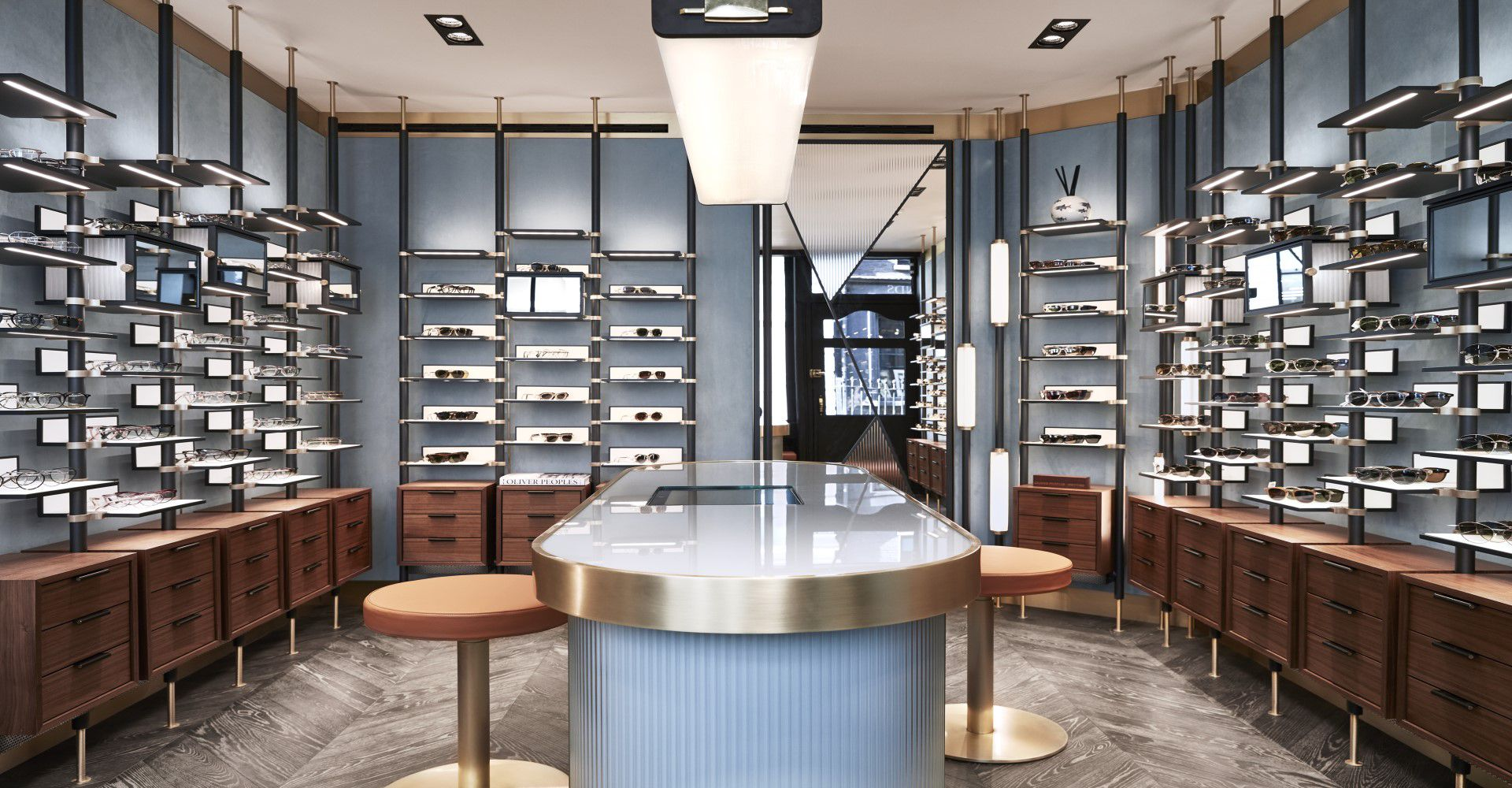 Oliver Peoples London Soho Eyewear Boutique
