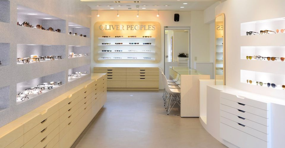 Oliver Peoples Nagoya Eyewear