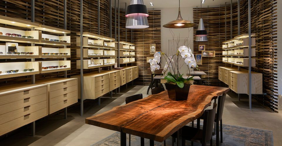 Oliver Peoples Union Square San Francisco